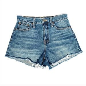 Madewell The Perfect Jean Short - 25